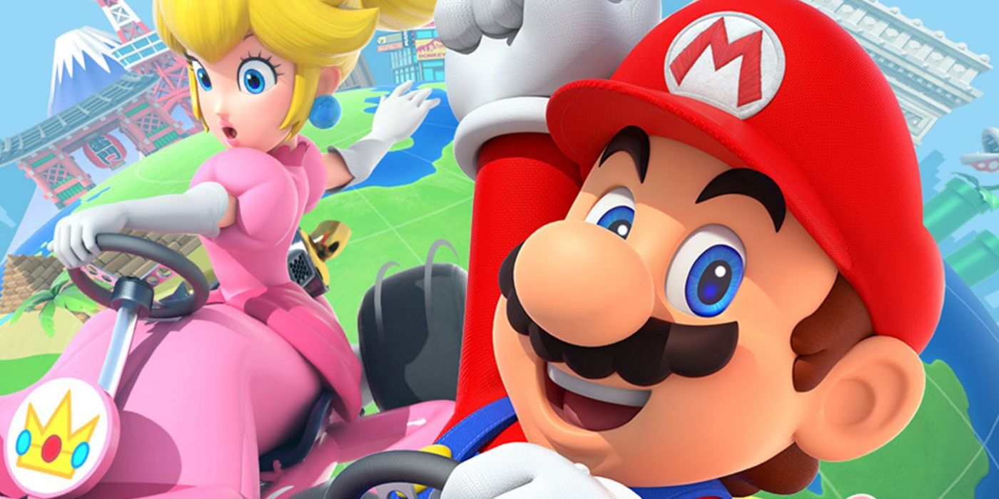 Mario Kart Tour Adding New Content In Update Game Rant