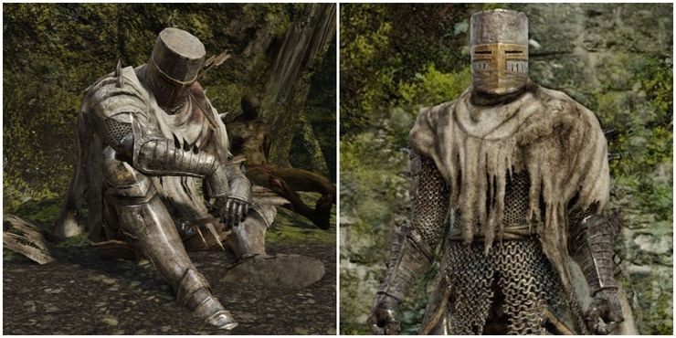Dark Souls 2 The 5 Best Armor Sets In The Game 5 Worst Each piece can be found in different act. dark souls 2 the 5 best armor sets in