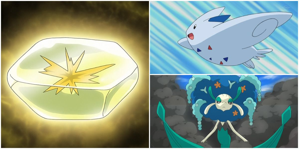 Moon Stone & Every Other Evolutionary Stone In Pokémon ...