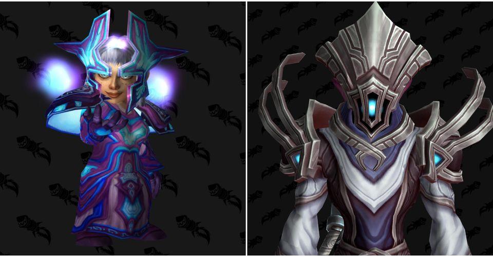 World Of Warcraft 15 Best Transmog Sets For Mages Game Rant