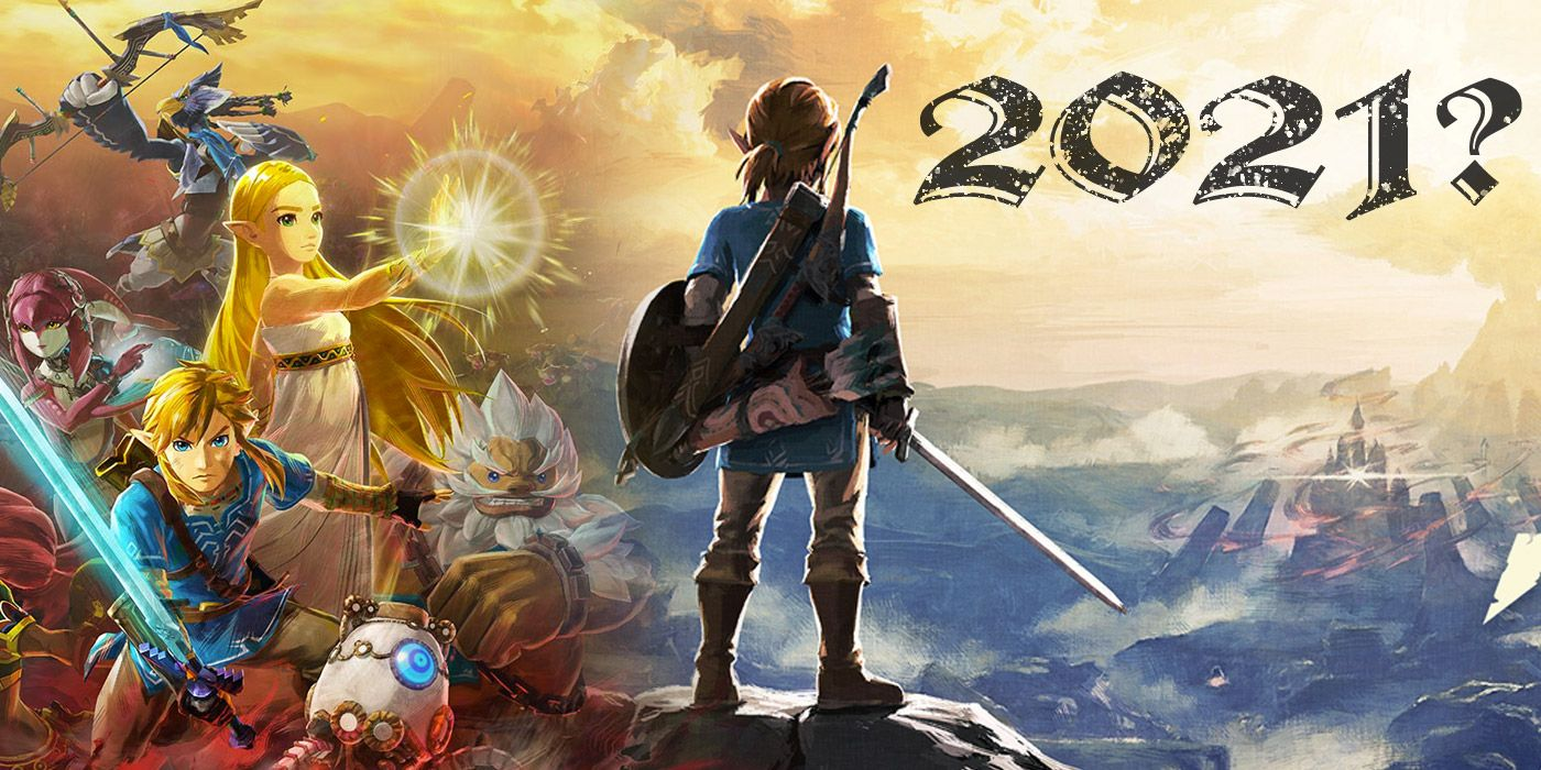 Hyrule Warriors Age Of Calamity Is Proof That 2021 Is The Year Of Zelda
