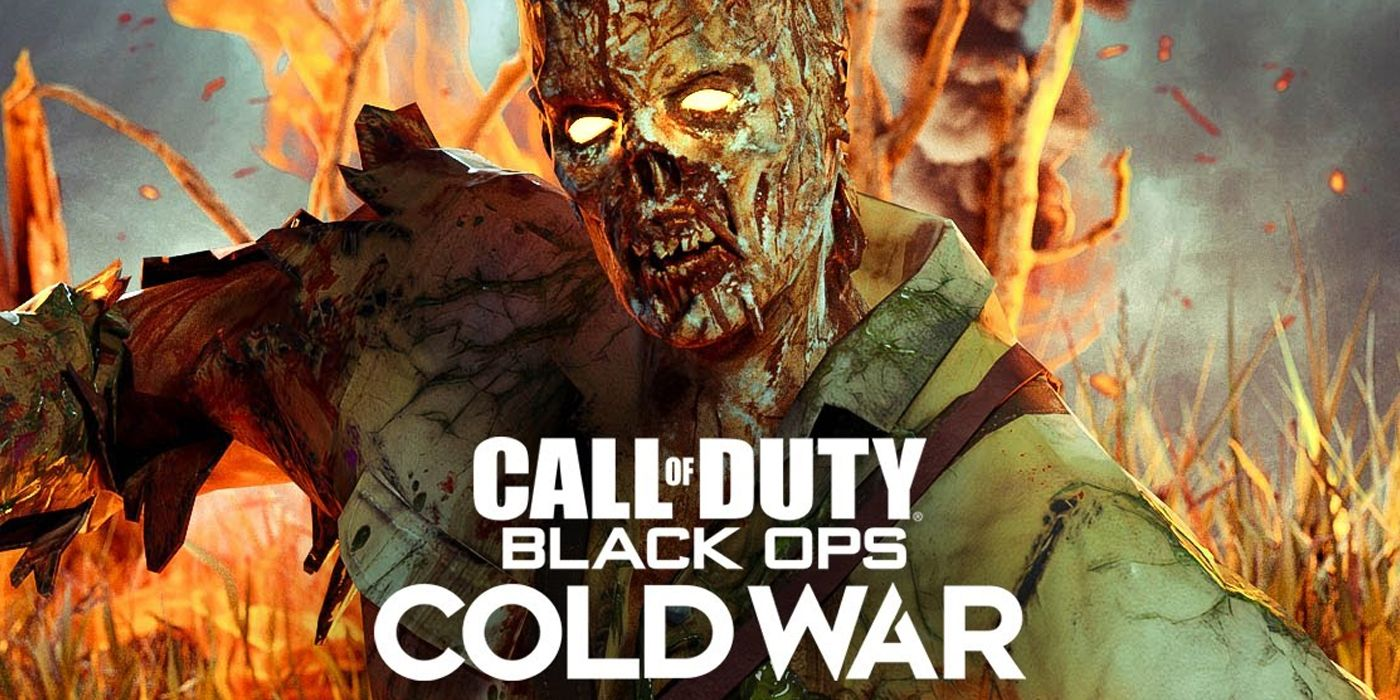 Black Ops Cold War Leak Reveals Zombies Maps And Weapons