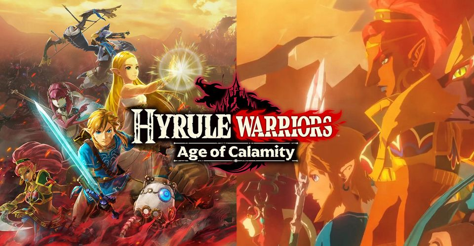 Every Playable Character In Hyrule Warriors Age Of Calamity