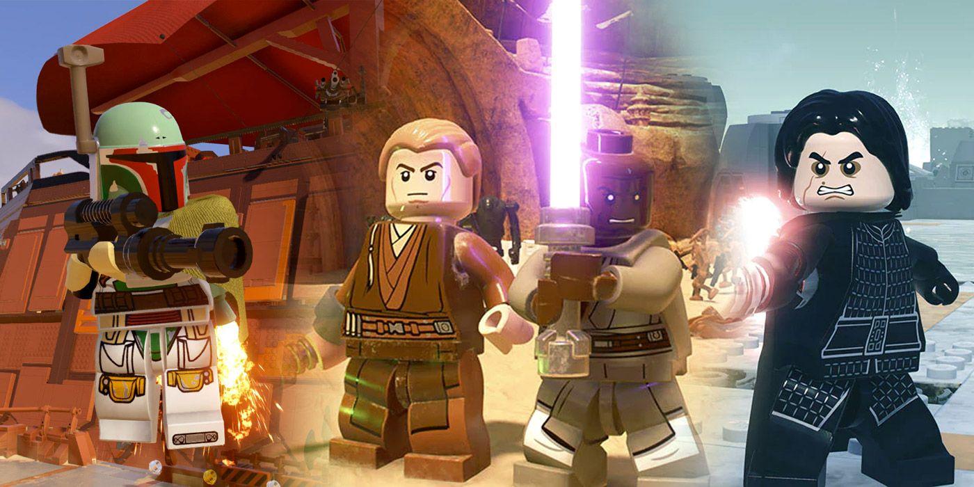lego star wars the skywalker saga can succeed where the