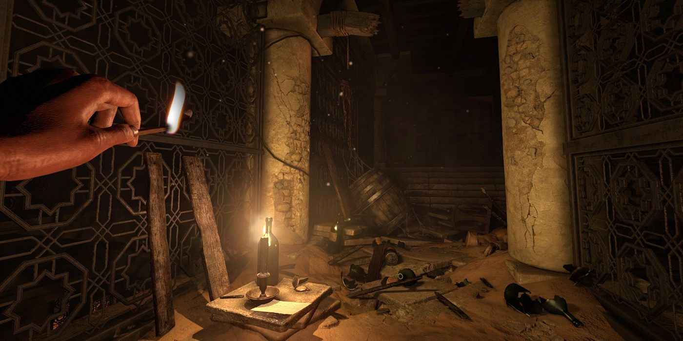 Amnesia: Rebirth - How Long Does It Take to Beat? | Game Rant