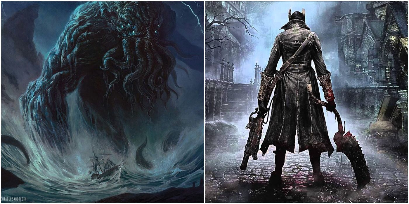 10 Monsters From Lovecraftian Lore That Would Make Awesome Bloodborne Bosses