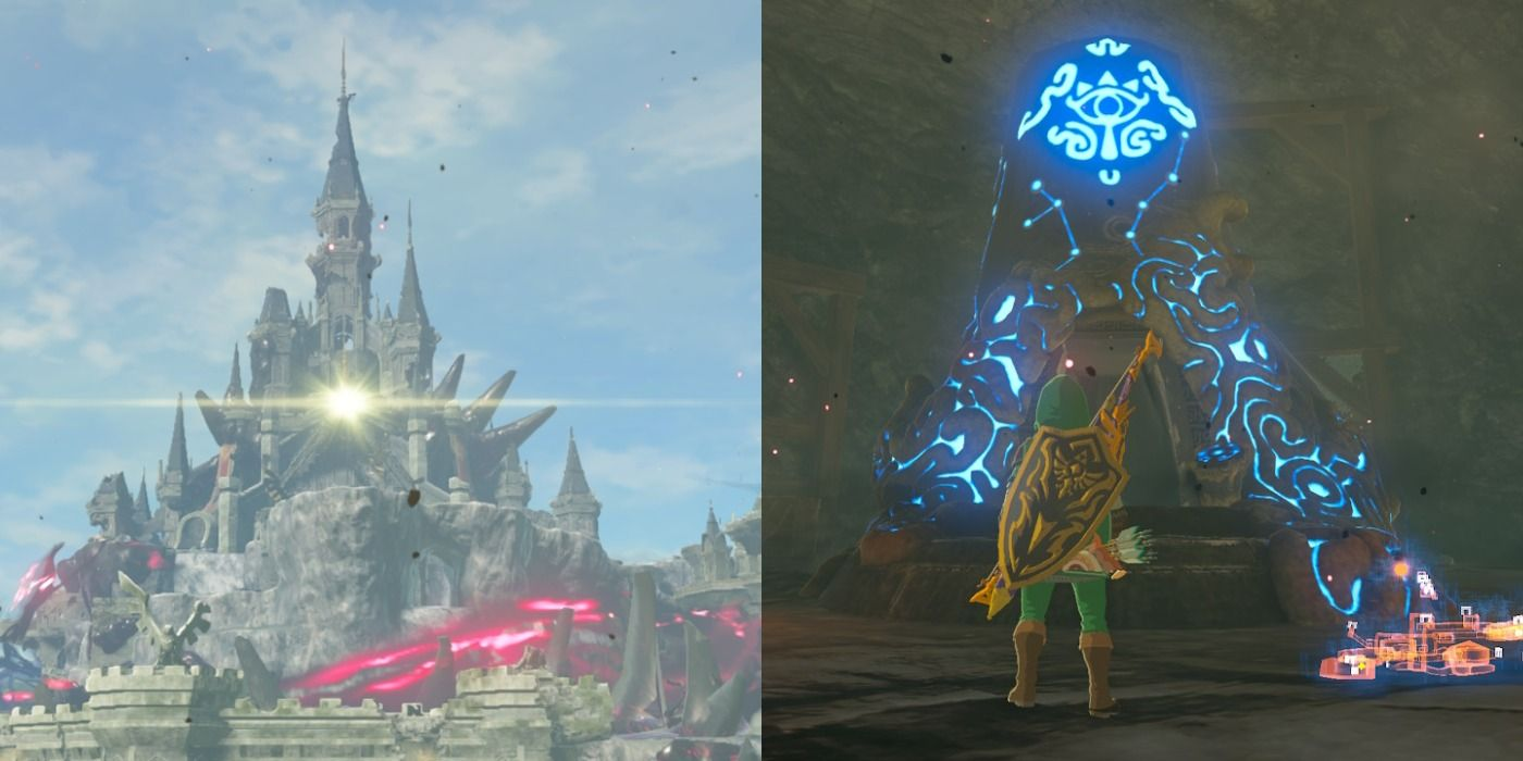 Breath Of The Wild 10 Things You Missed In Hyrule Castle