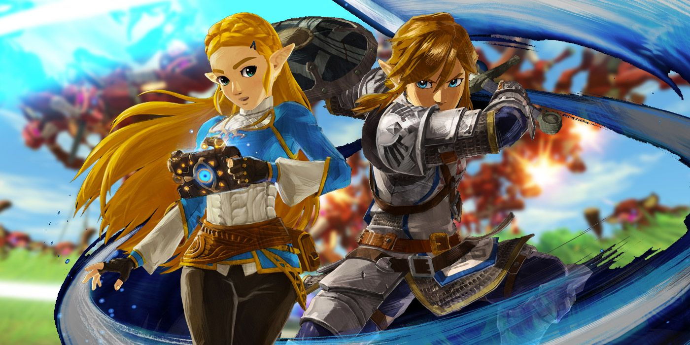 Hyrule Warriors Age Of Calamity May Be Repeating Big Franchise Mistake