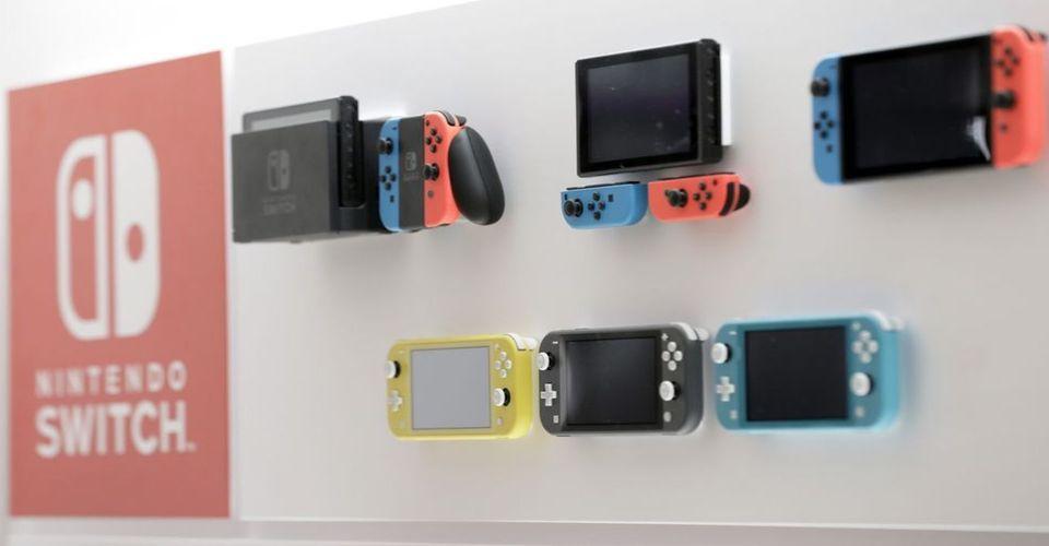 Nintendo Switch recorde Xbox 360