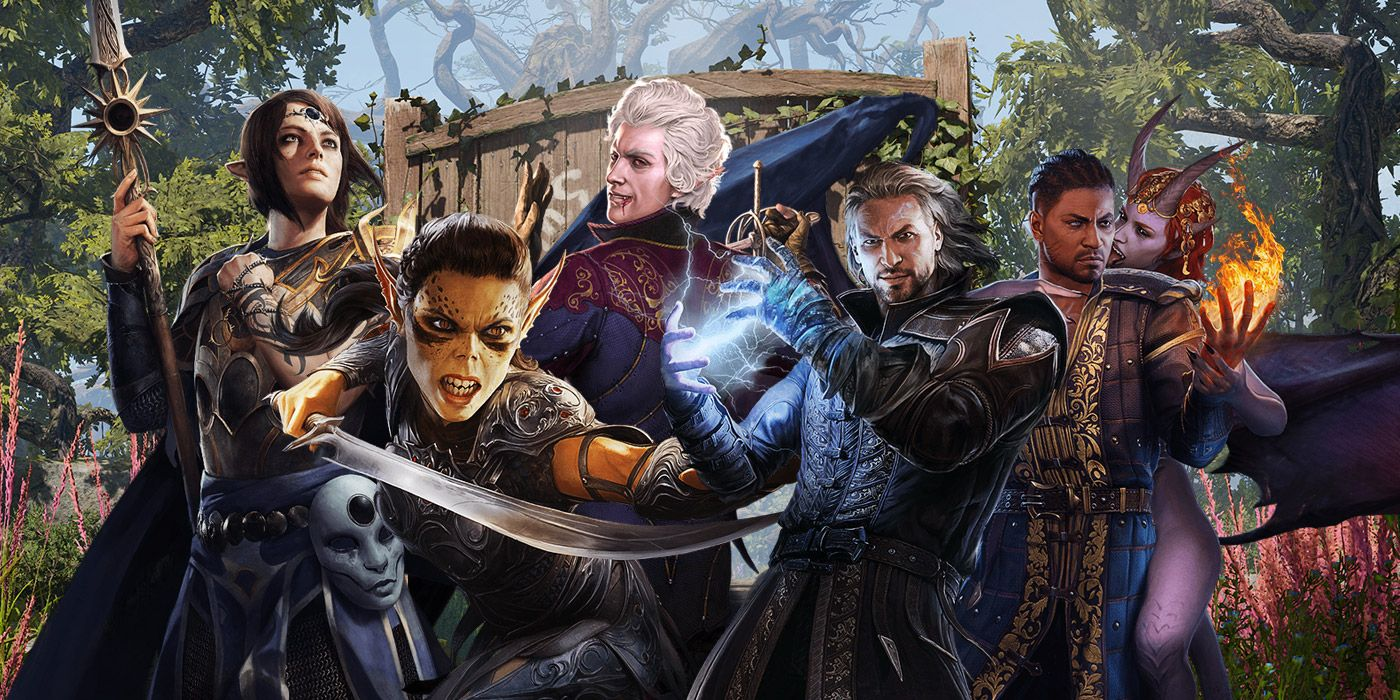 Every Playable Race and Class in Baldur's Gate 3 Early Access