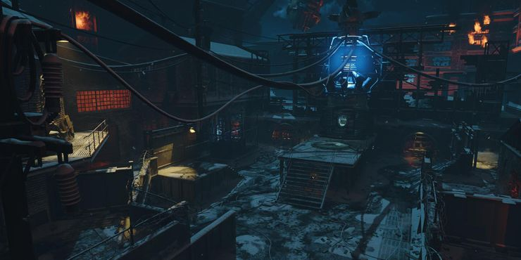 Call Of Duty Zombies Maps That Would Be Perfect For Black Ops Cold War