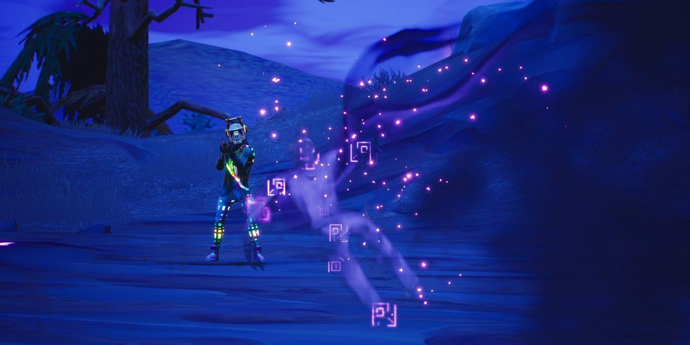 Fortnite: How to Detect Players as a Shadow | Game Rant