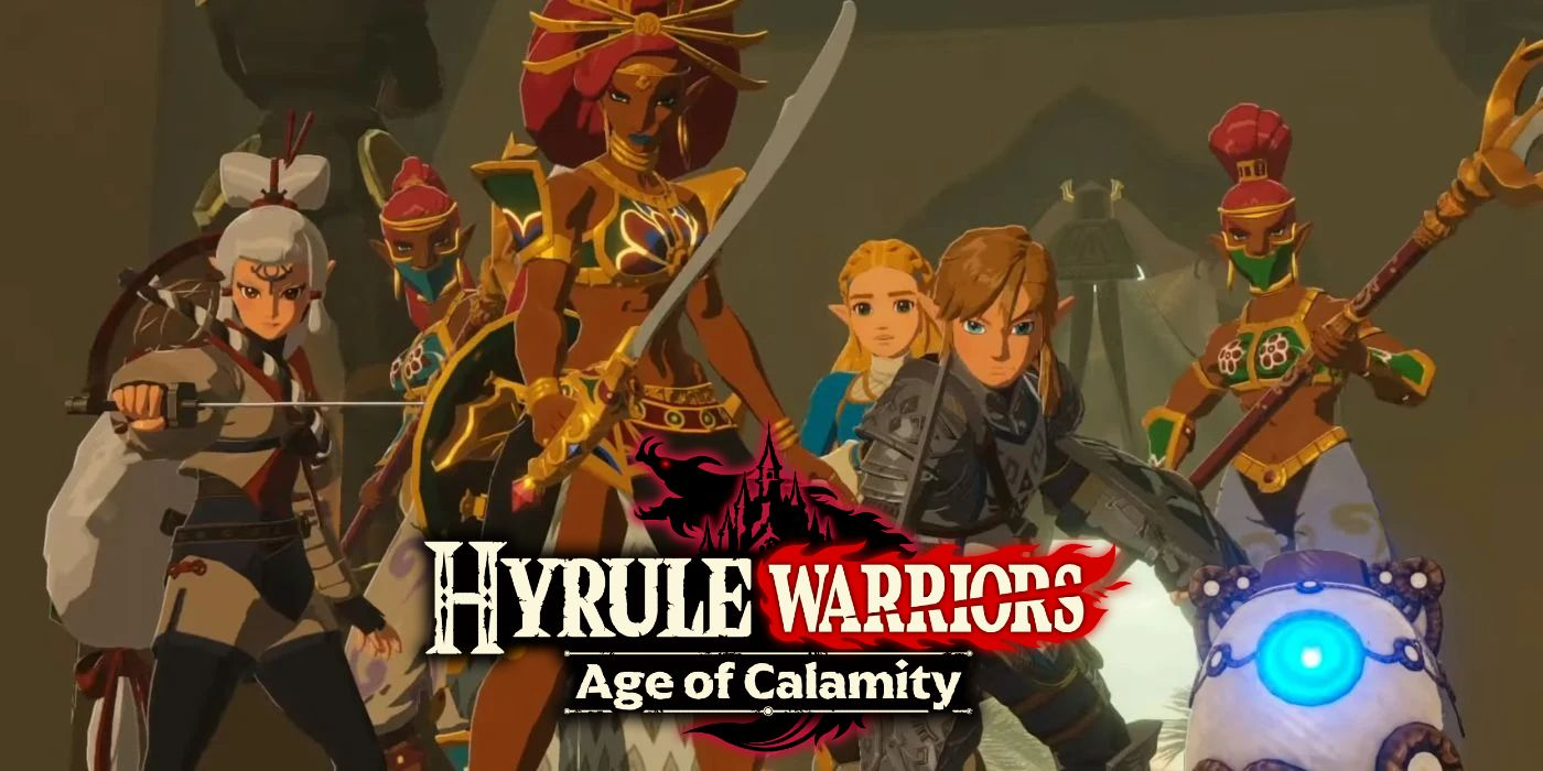 Hyrule Warriors Age Of Calamity Playable Character List Datamined From Demo