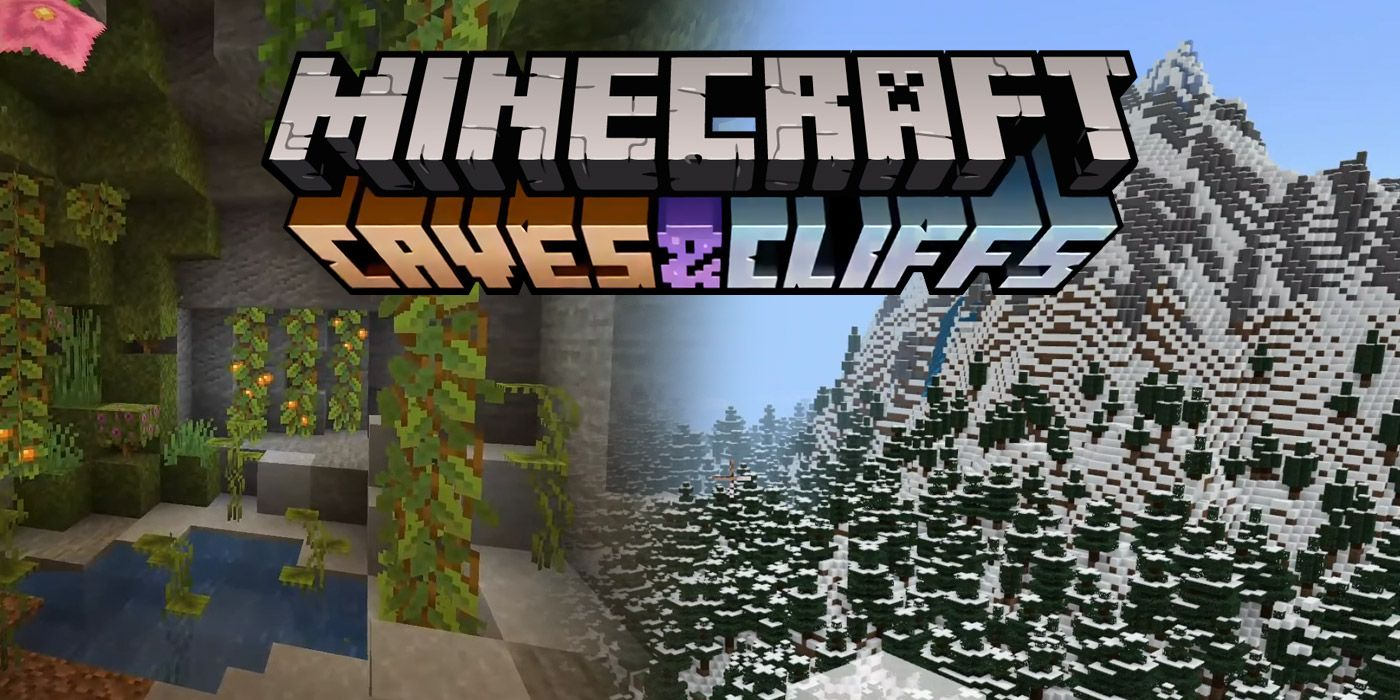 Everything You Need To Know About Minecraft's Caves and ...