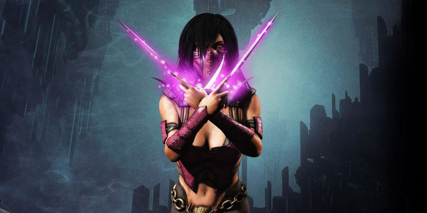 Mortal Kombat 11 Mileena Intro References Fan Demand