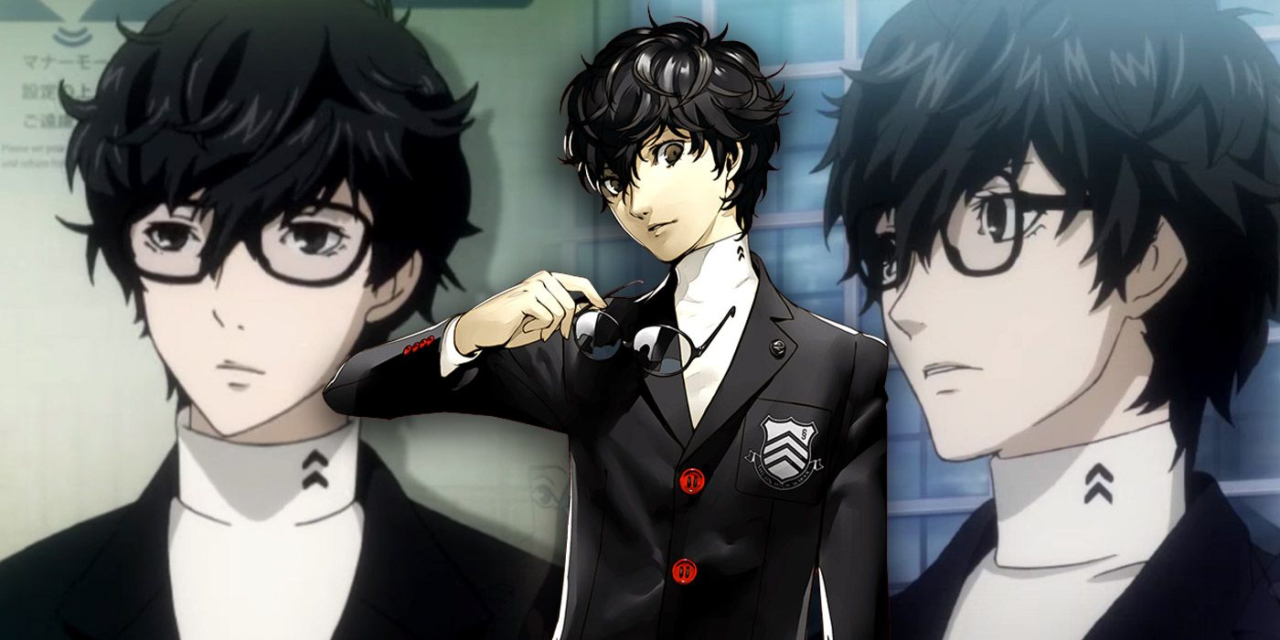 Why Persona 5's Joker Wears Fake Glasses, Explained | Game Rant
