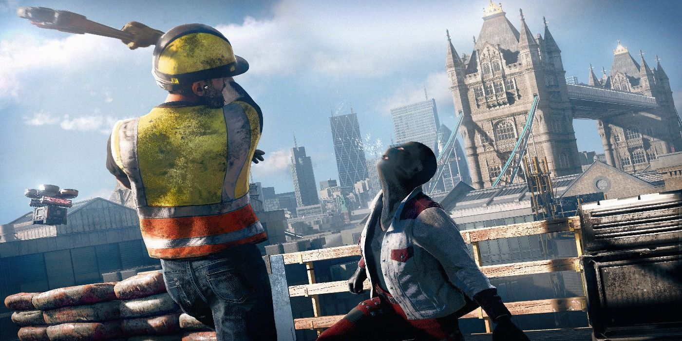 Watch Dogs Legion Aiden Pearce And Wrench Aiden Pearce Also Known As The Vigilante And The Fox By The Media Is The Protagonist Of Watch Dogs