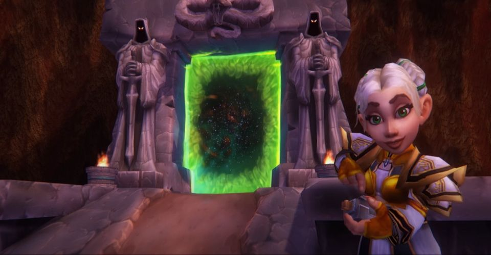 World Of Warcraft How Long Does It Take To Hit Level 50 In The Shadowlands Pre Patch