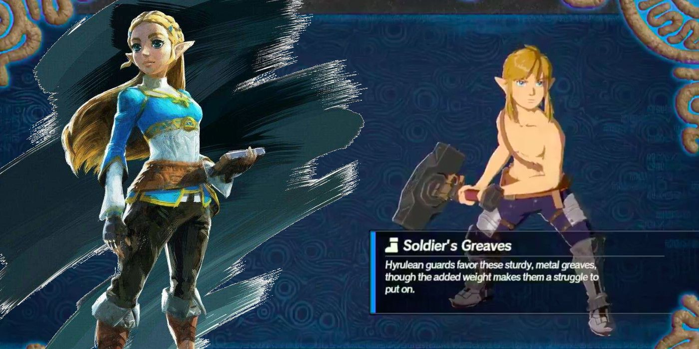 Hyrule Warriors Age Of Calamity How To Unlock All Costumes