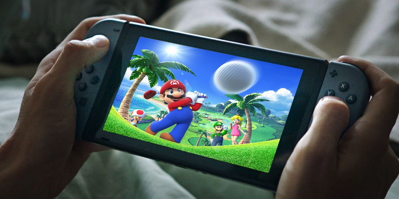 A New Mario Golf is Overdue for Nintendo Switch | Game Rant
