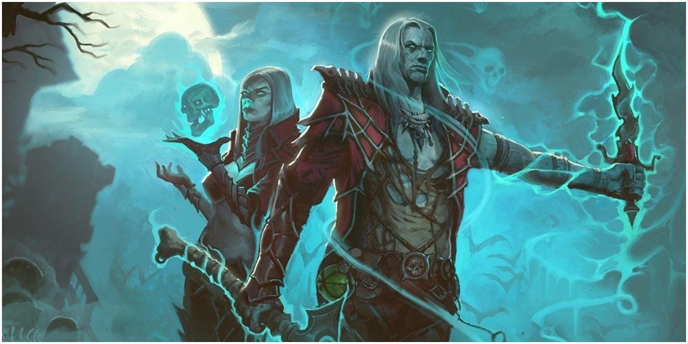 Diablo 4: Os prós e contras de incluir o Necromante 2