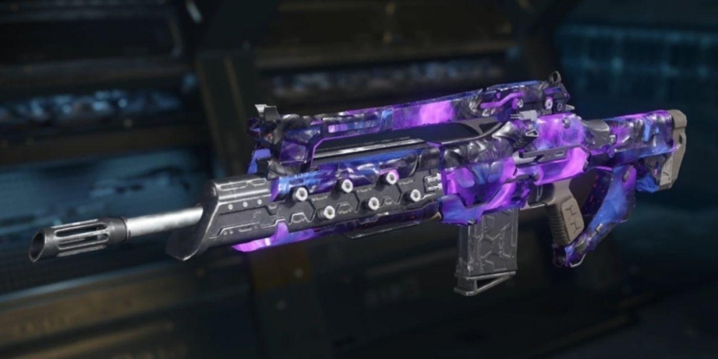 Call of Duty Black Ops Cold War Leak Reveals Dark Matter Camo