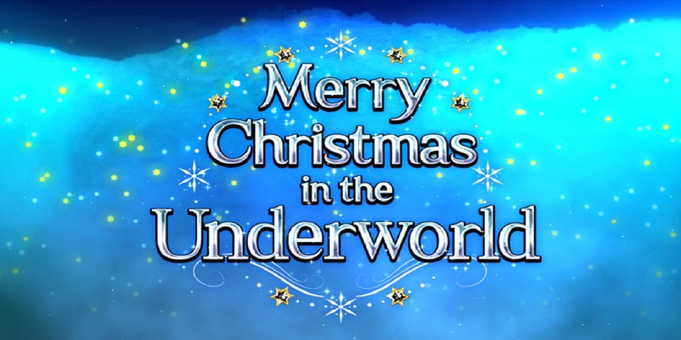 Fate Grand Order Merry Christmas In The Underworld Rerun Guide
