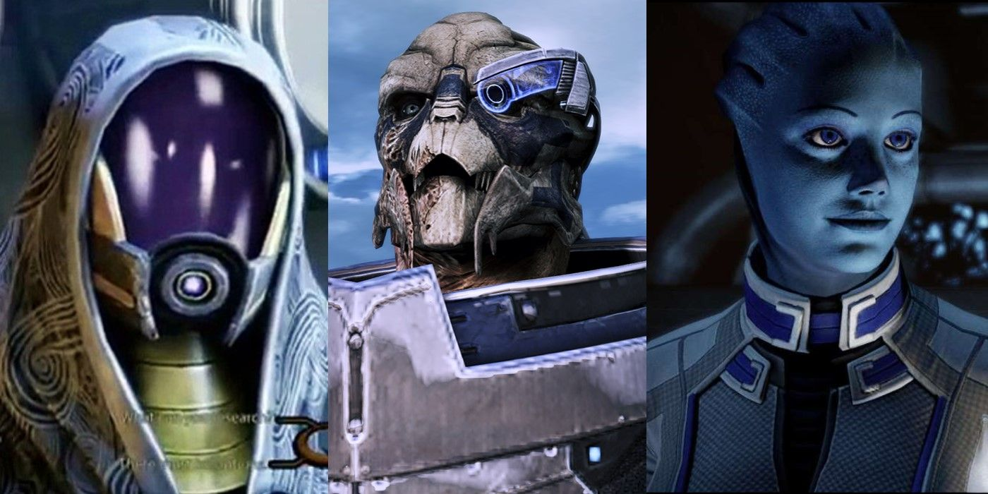How Romances May or May Not Change for Mass Effect ...