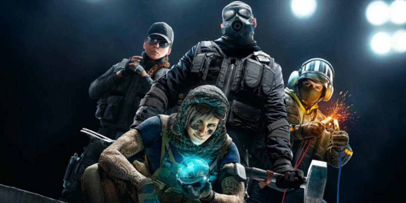 Tom Clancys Rainbow Six Siege PC Game Wallpapers | HD