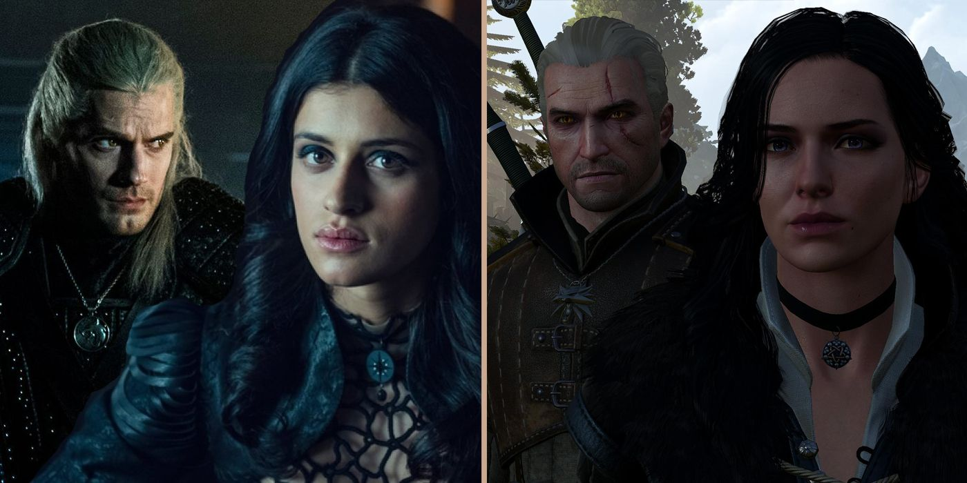 Costumes, hairstyles and other smaller DLCs - The Witcher