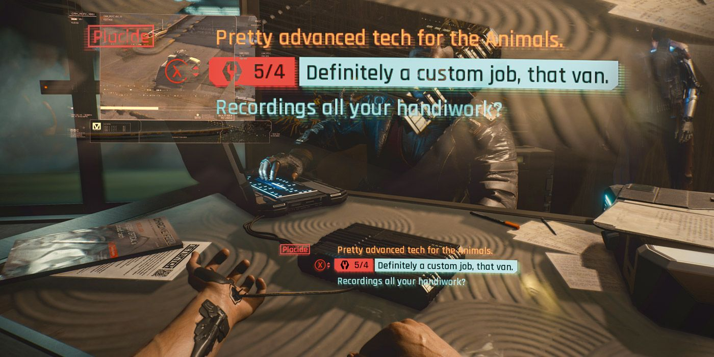 The Hardest Choices in Cyberpunk 2077   Game Rant