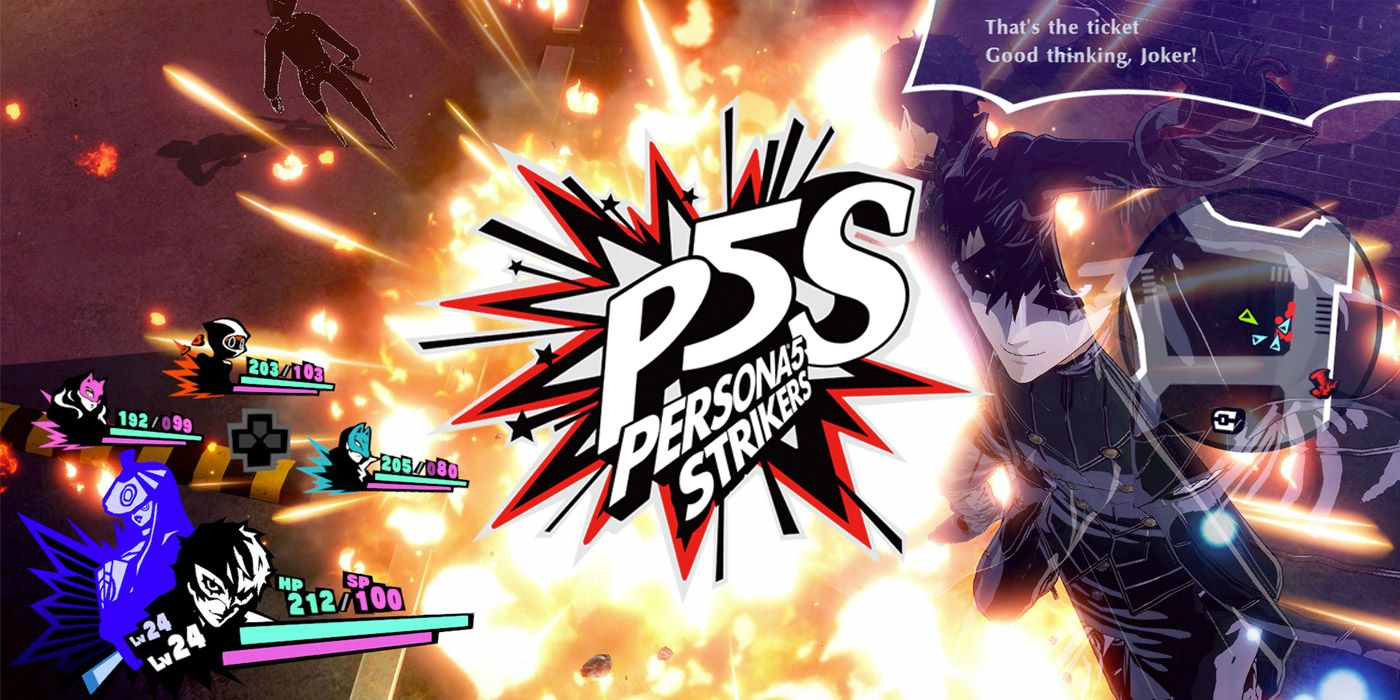 Persona 5 Strikers Explained | Game Rant