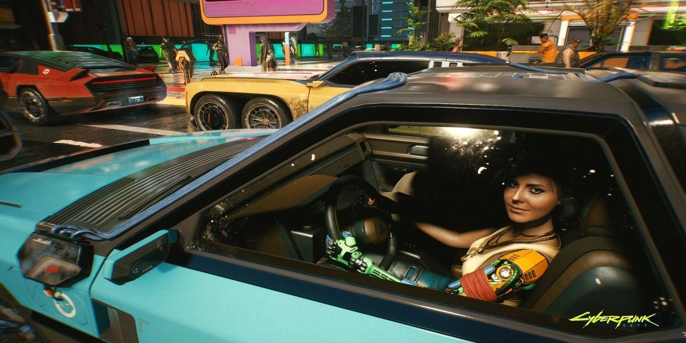 Cyberpunk 2077: How to Buy a Car | Game Rant