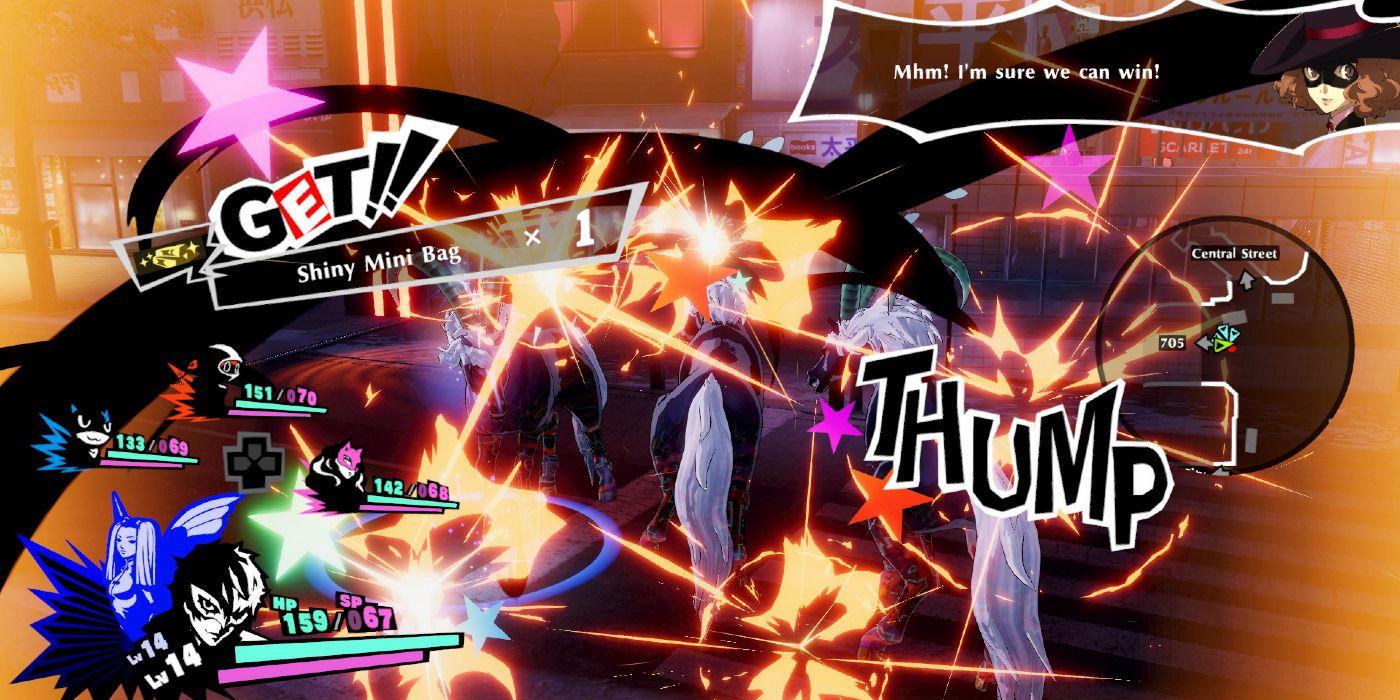 Persona 5 Strikers: Reunindo a Gangue novamente 2