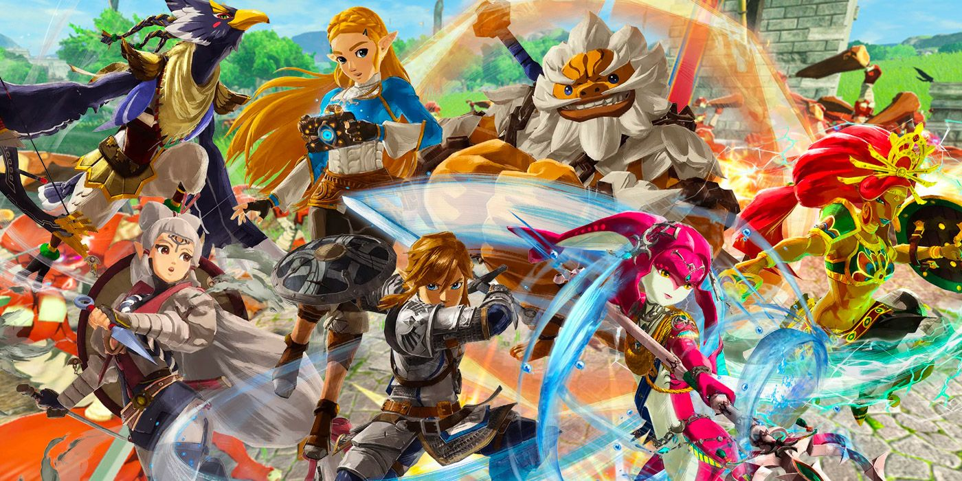 Dlc Characters Who Would Make Interesting Additions To Hyrule Warriors Age Of Calamity