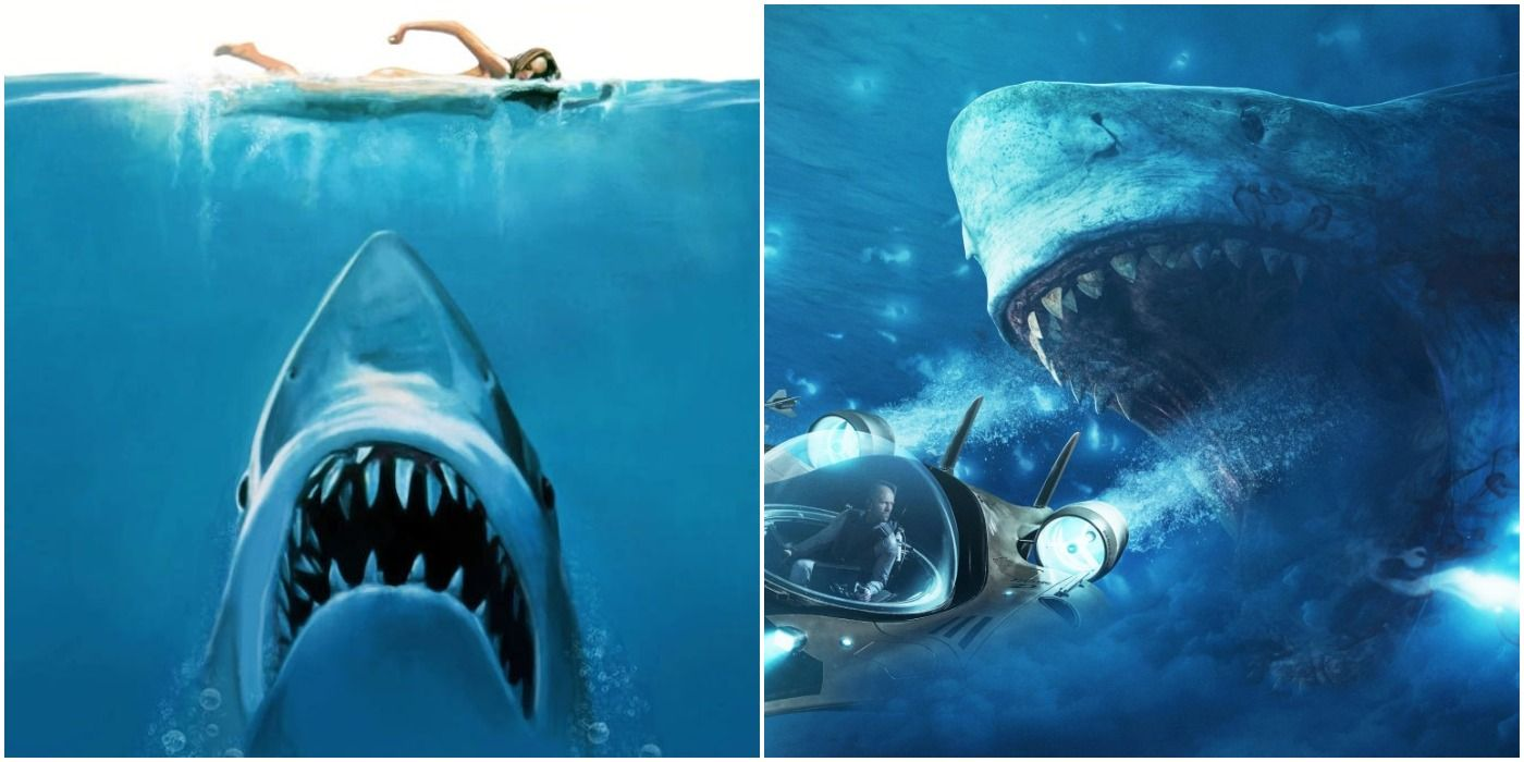 The Best Killer Shark Movies Against Every Jaws (According ...