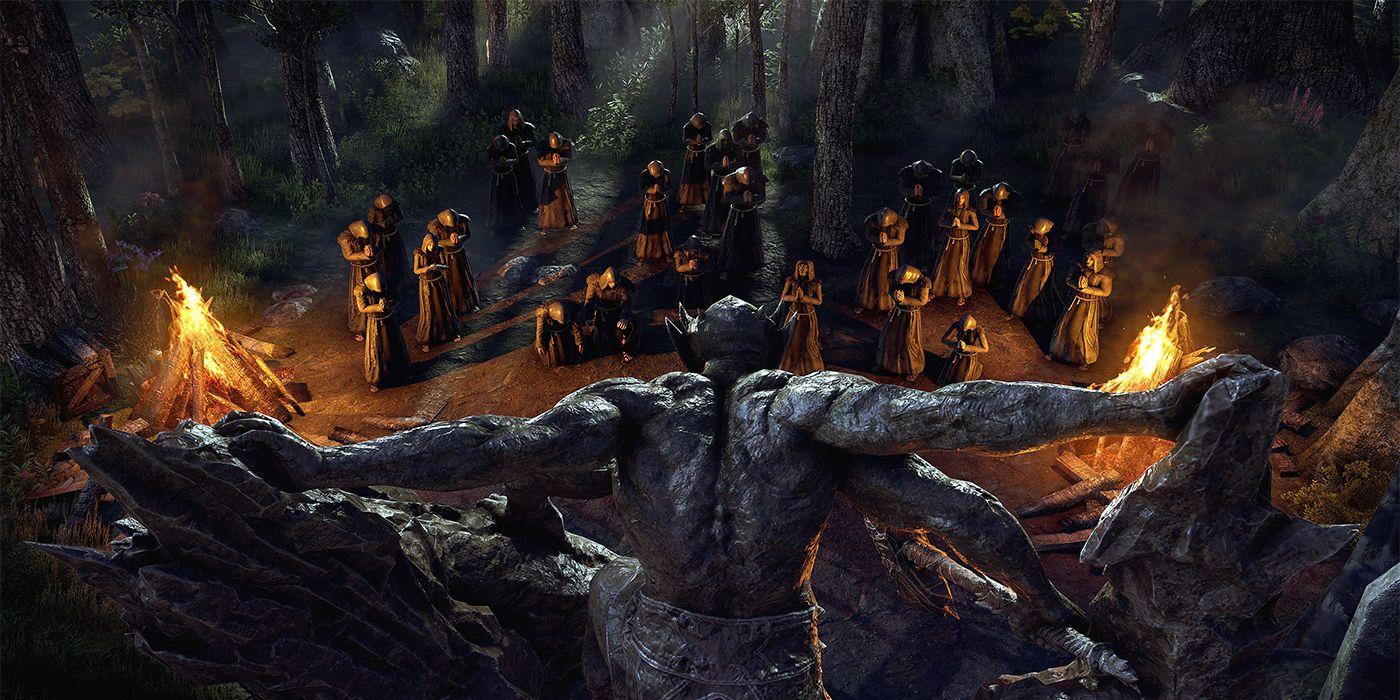 New Elder Scrolls Online Video Details the Story Behind