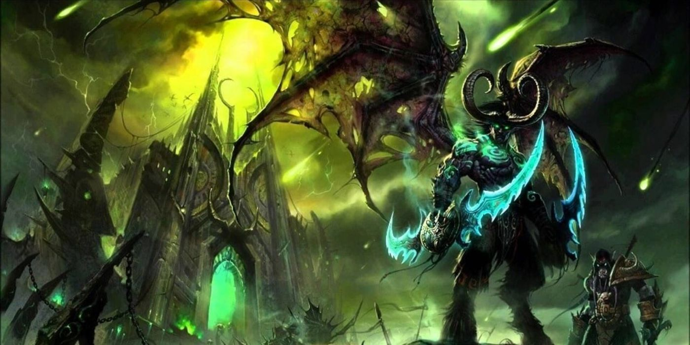 WoW Classic: The Burning Crusade Leaks Hint Beta and Launch Are Coming Soon