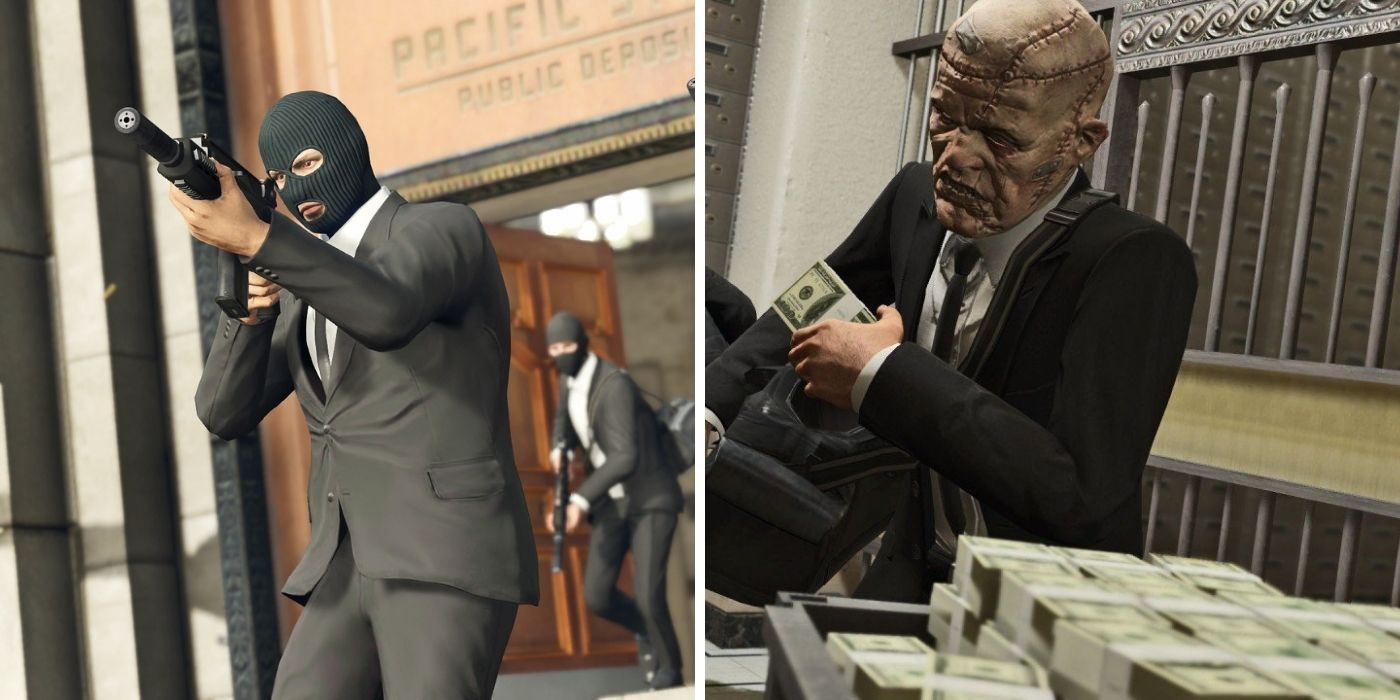 GTA Online: Every Heist DLC Ranked By The Amount Of Content Added