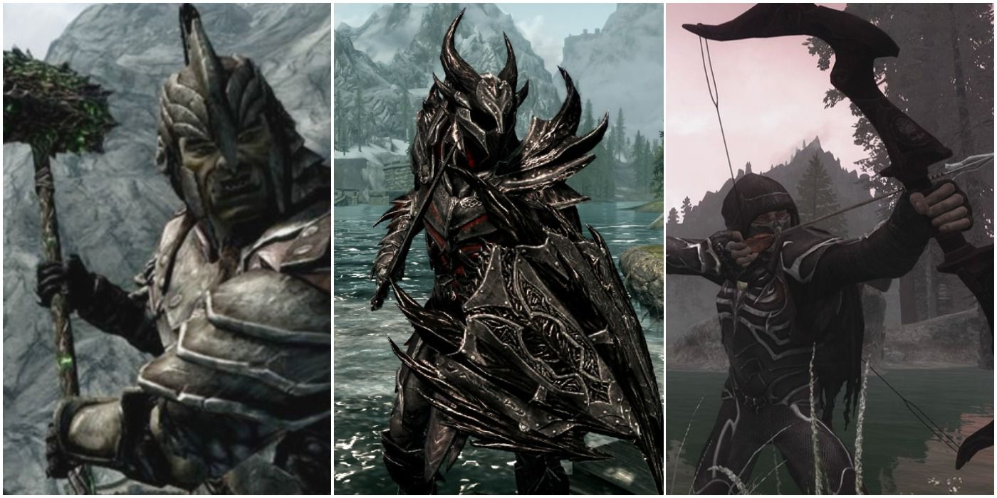 Skyrim: All Warrior Skills, Ranked From Worst To Best | Game Rant