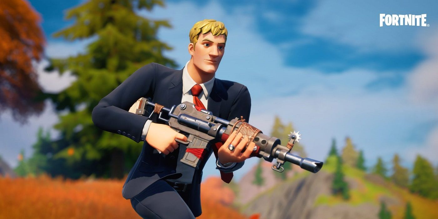 16 Gold Weapons Fortnite Fortnite Season 6 All New Weapons Game Rant