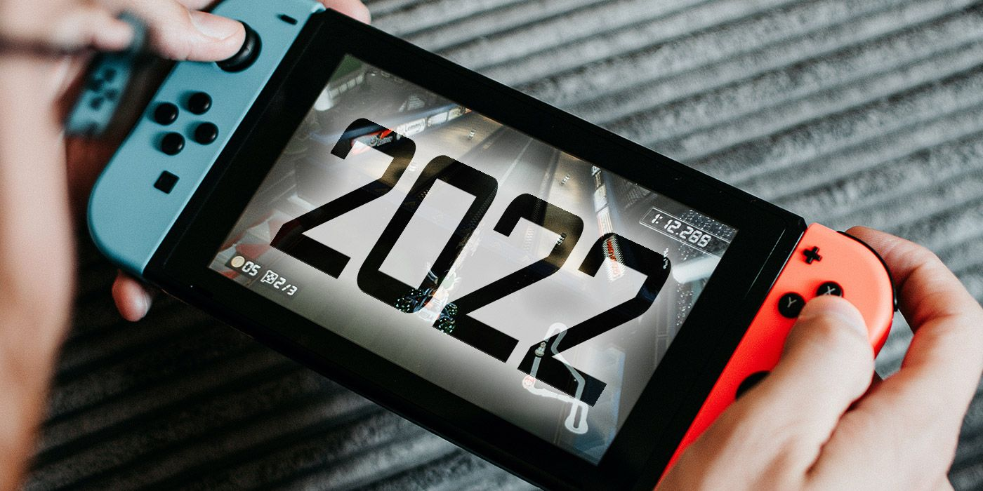 Why an Early 2022 Release Date for the Nintendo Switch Pro Just Makes Sense