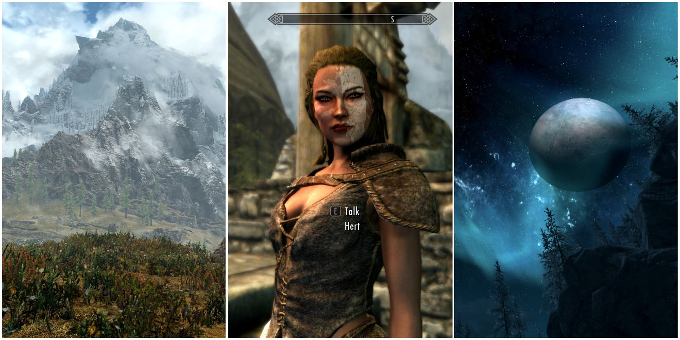Skyrim: The 15 Best Graphics Mods You Need To Install | Game Rant