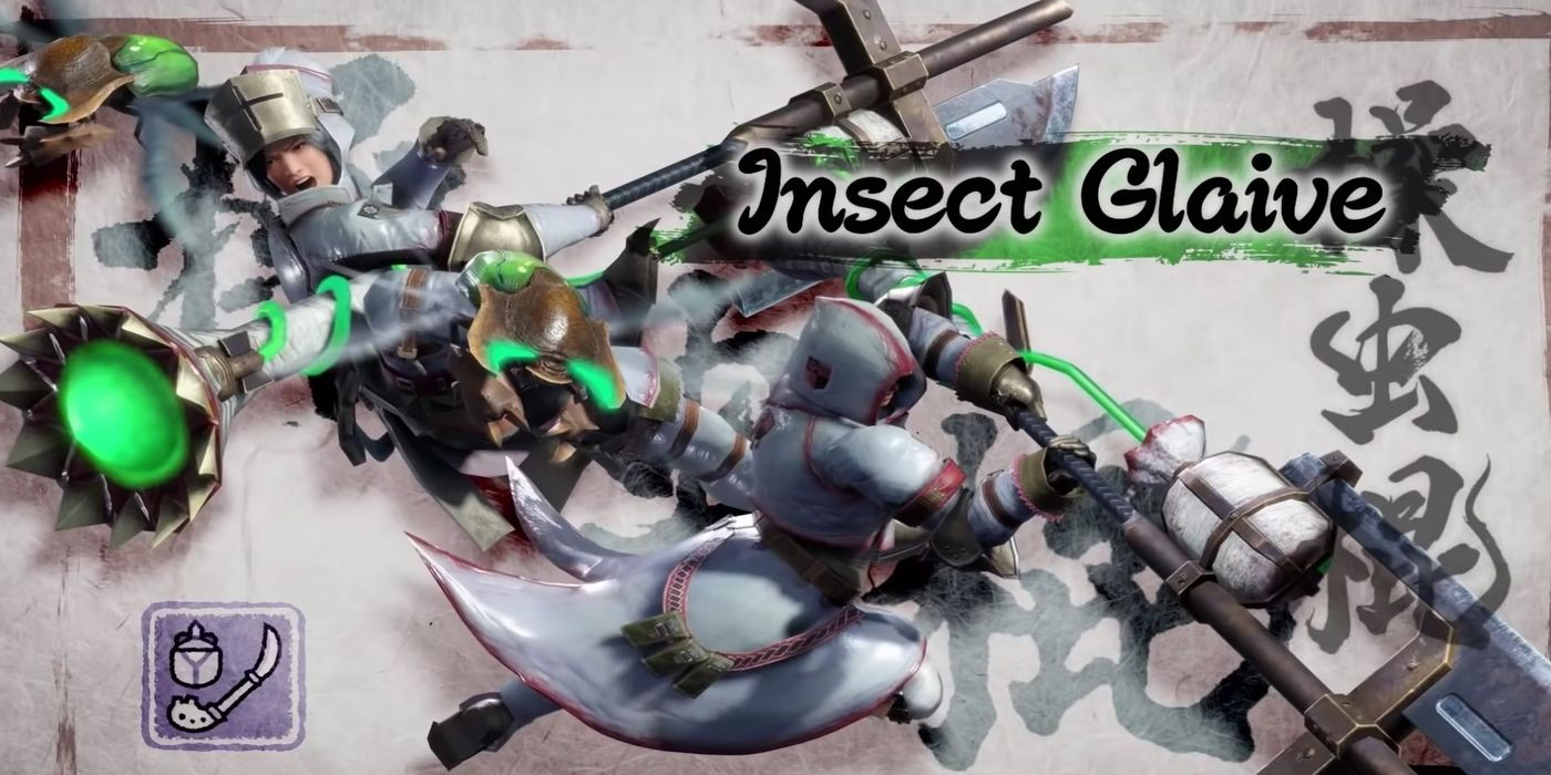 Monster Hunter Rise: Insect Glaive Guide (Moveset, Combos, & More)