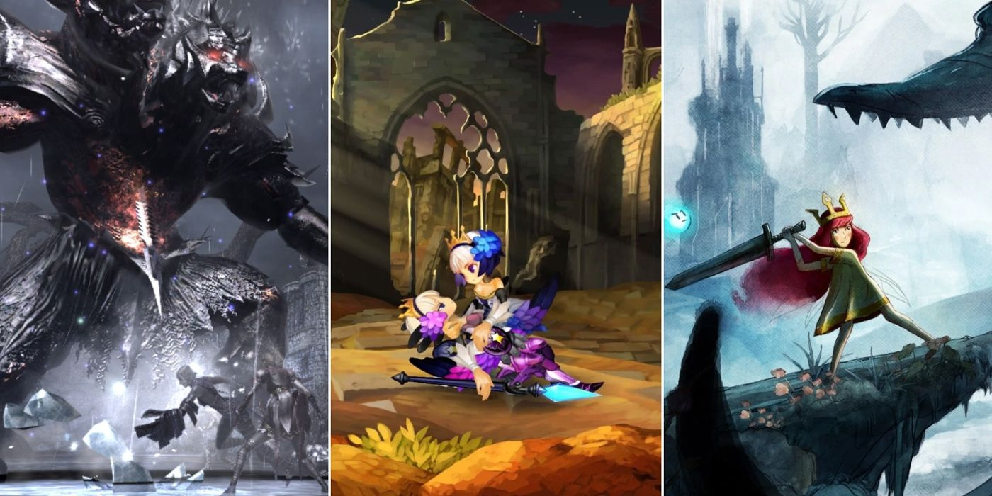 Best RPGs On The PS Vita, Ranked   Game Rant