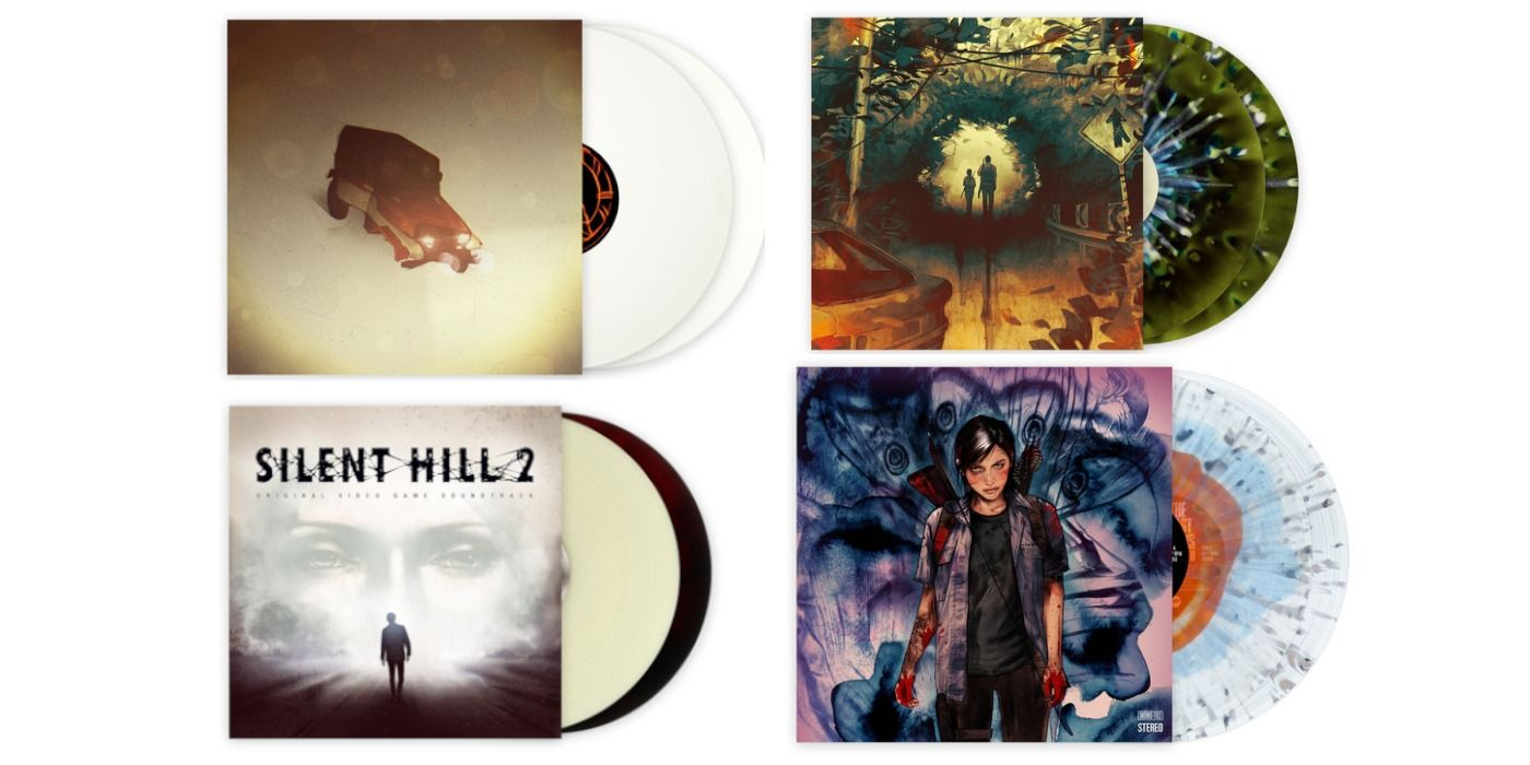 Silent Hill and The Last of Us Vinyl Records Get Re-Releases