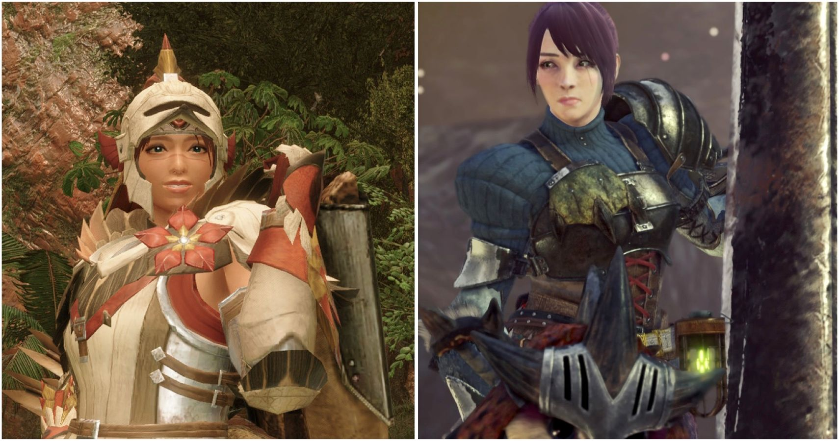 Monster Hunter Rise Vs World: Which Game Is Better? | Game Rant