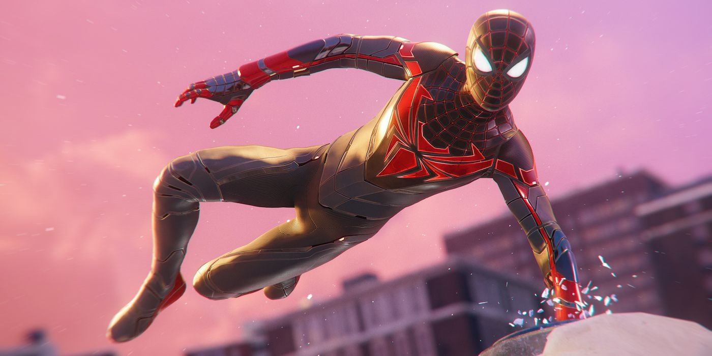 Spider-Man: Miles Morales' Muscle Update Utilizes Machine Learning