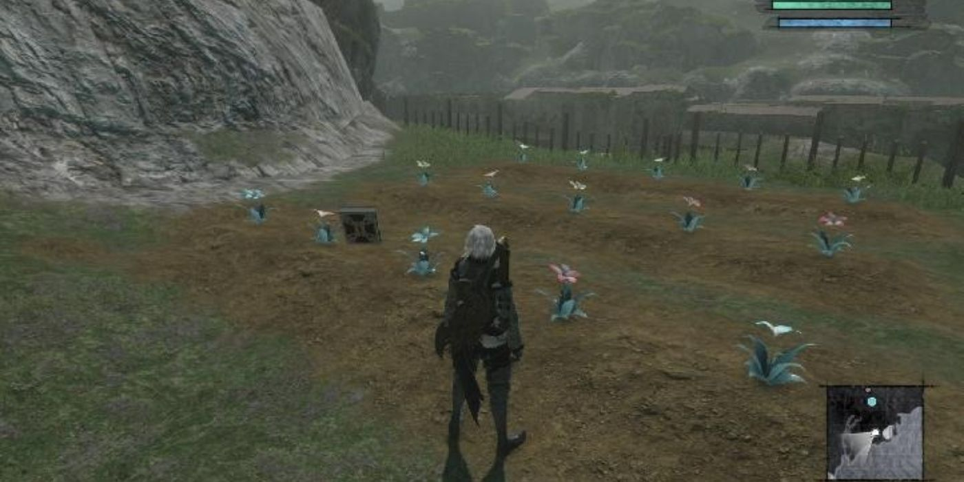 NieR Replicant: How to Plant Seeds | Game Rant