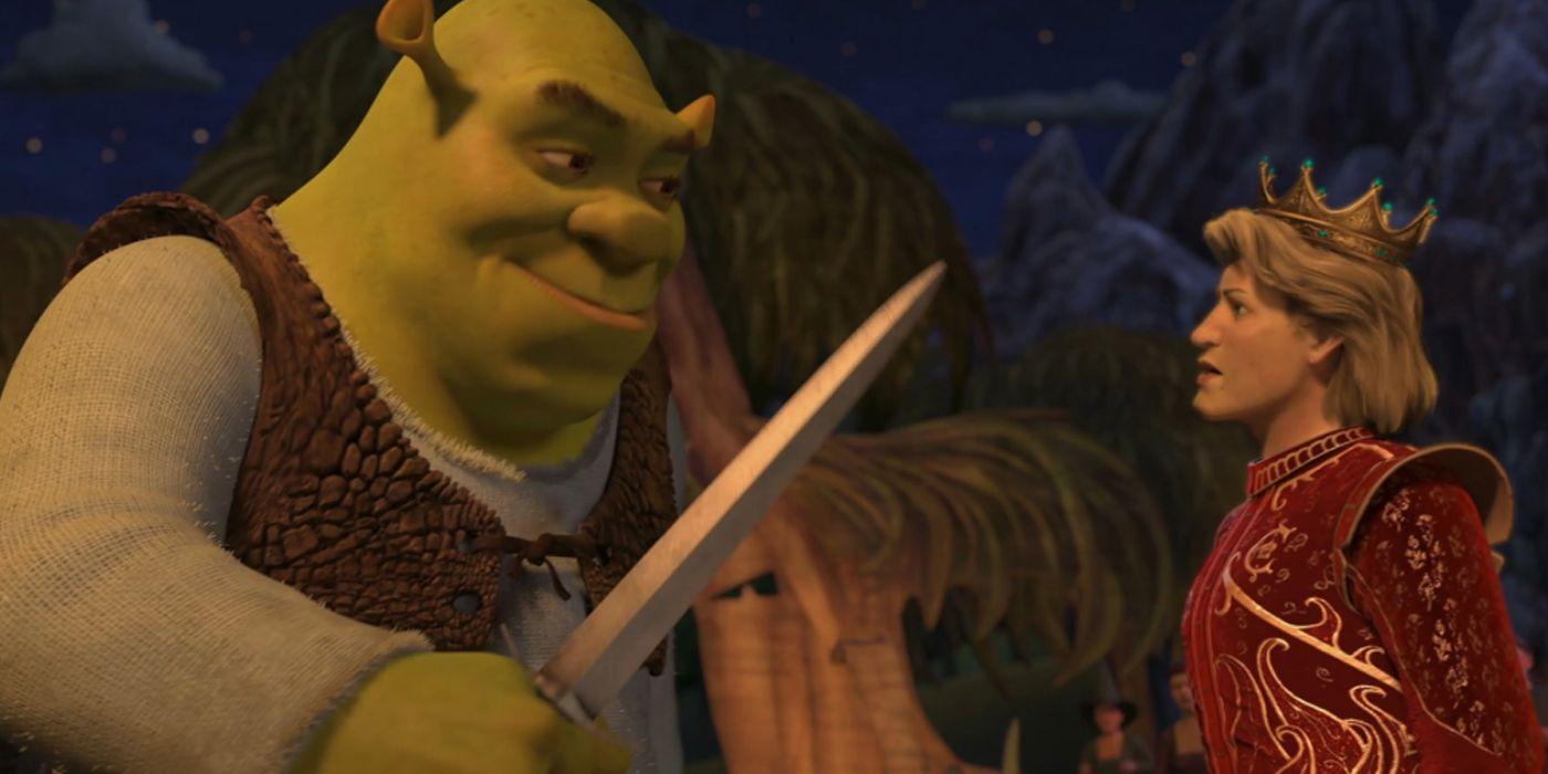 Por que a Internet ainda é fanática pelos filmes de Shrek? 1